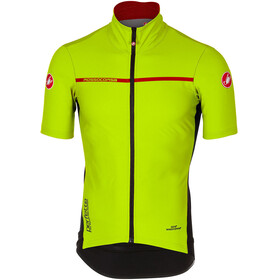 Castelli Perfetto Light 2 Jersey Men yellow fluo